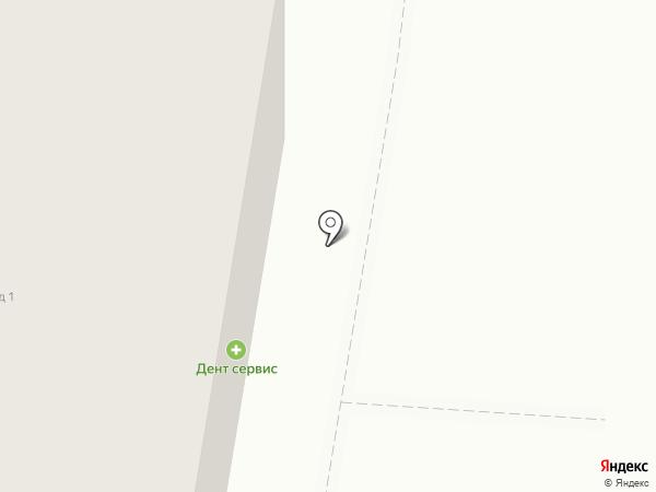 Дент сервис на карте Кемерово