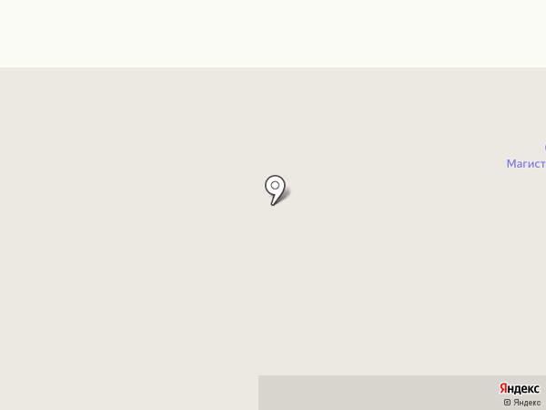 Магистраль-Авто на карте Кемерово