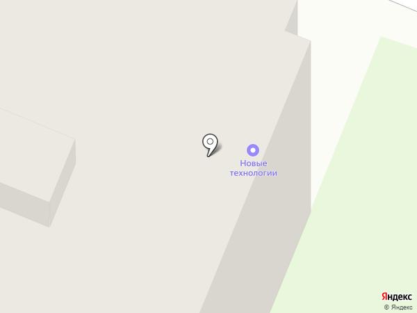 НовоТех на карте Кемерово