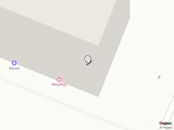 Варюшка на карте Кемерово