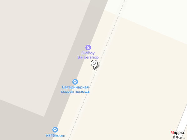 OldBoy на карте Кемерово