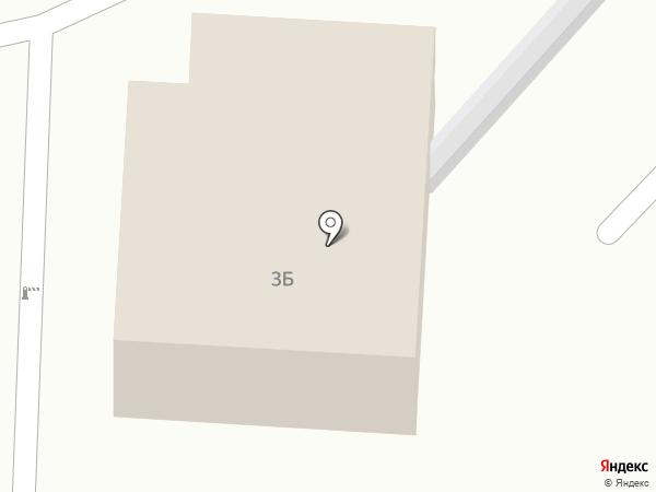 Бош-Автомаркет на карте Кемерово