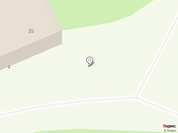 Бутик нижнего белья на карте Кемерово