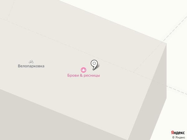 Lianail Кемерово на карте Кемерово