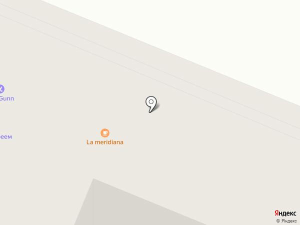 Скворечник на карте Кемерово