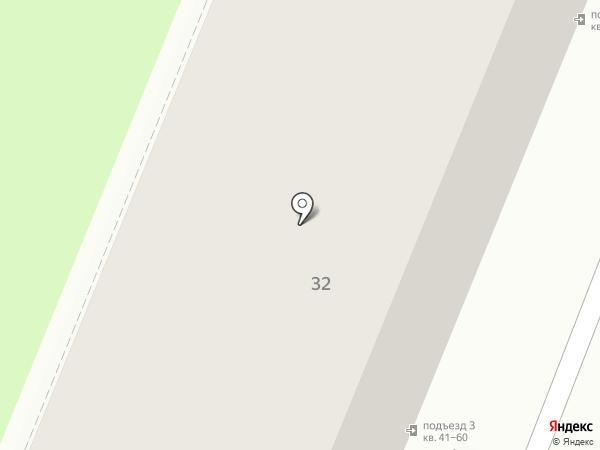 Адвокатский кабинет на карте Кемерово