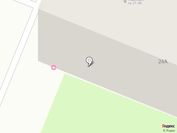 СИБИРСКИЙ ПРАВОВОЙ ЦЕНТР на карте Кемерово