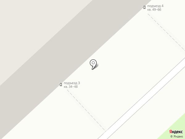 Оля-ля на карте Кемерово