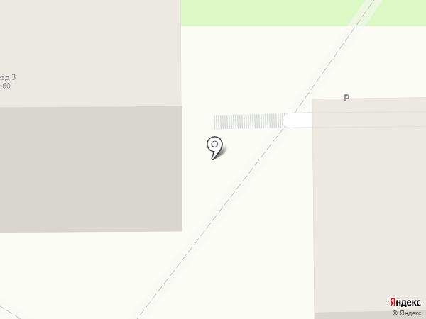 Международный Автоклуб на карте Кемерово