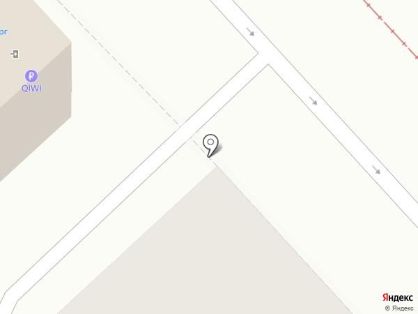 Paper Star на карте Кемерово