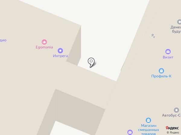 Джем на карте Кемерово
