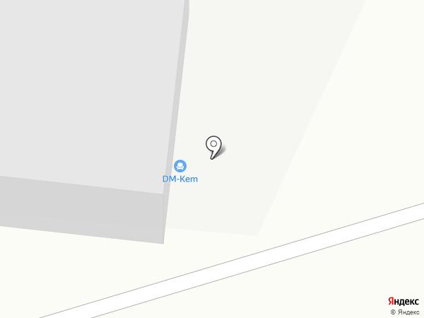 DM-Kem.RU на карте Кемерово