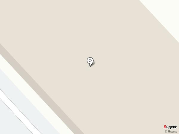 Пожарно-спасательная часть на карте Кемерово