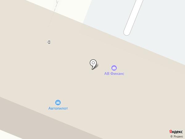 Трейд Сервис на карте Кемерово