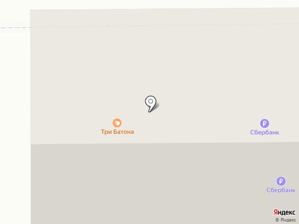 Березка на карте Кемерово