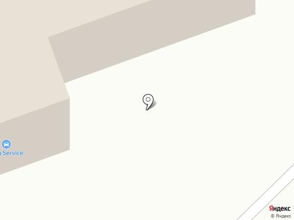 АвтоГерманика.ЯН на карте Кемерово