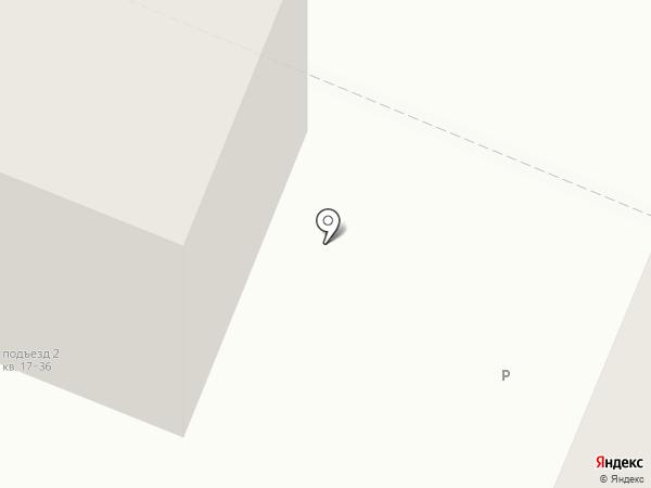 Сибирь на карте Кемерово