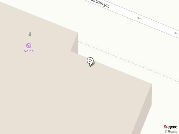 Табуретка на карте Кемерово