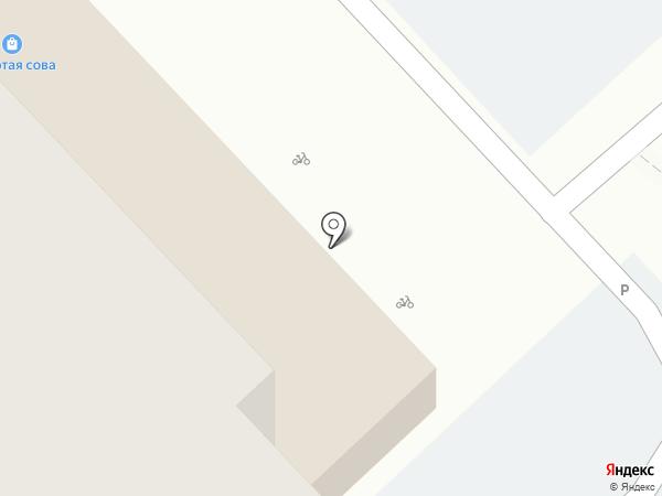 Золотой Трюфель на карте Кемерово