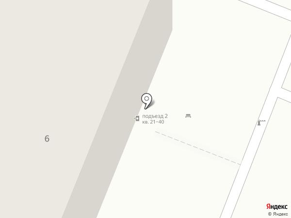 А Айти Сервис на карте Кемерово