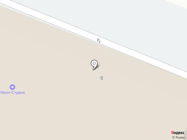 Адванс на карте Кемерово