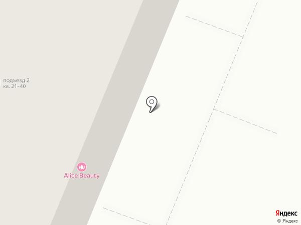 Carex Parts на карте Кемерово