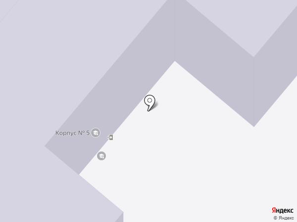 Кемеровский государственный университет на карте Кемерово