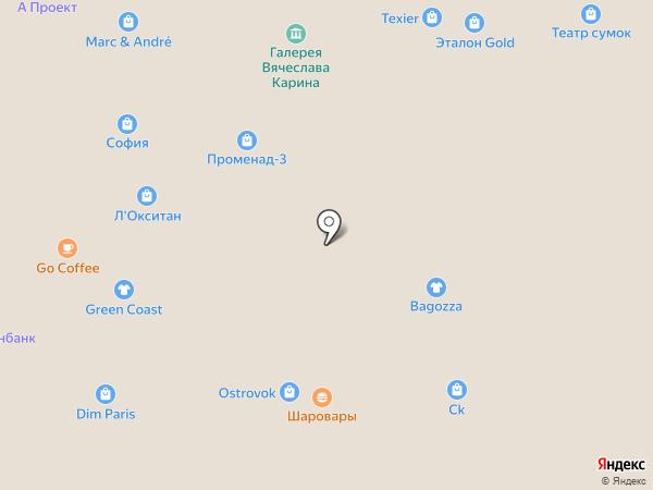 Тайга Gift на карте Кемерово