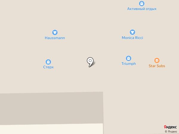 Петербургский Стиль на карте Кемерово