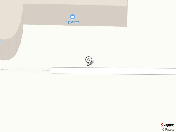 Крюгер на карте Кемерово