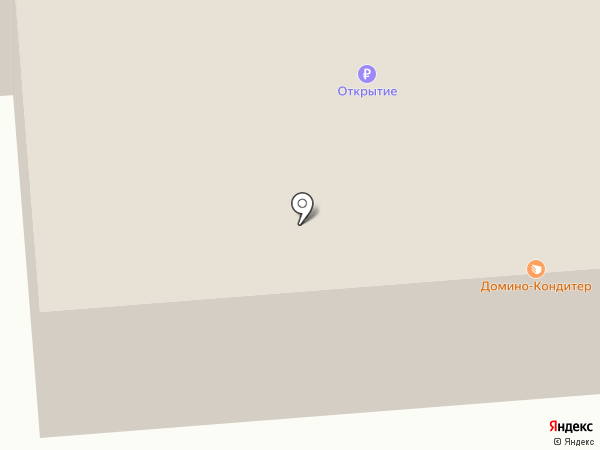 Сладкоежка на карте Бачатского