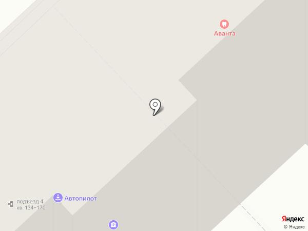 Город Дверей на карте Кемерово