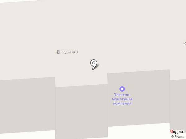 Сервисно-монтажная компания на карте Бачатского