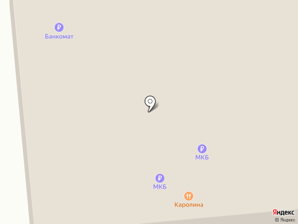 КиндерСити на карте Бачатского