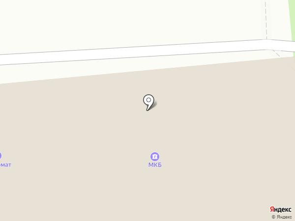 КБ Кольцо Урала на карте Бачатского