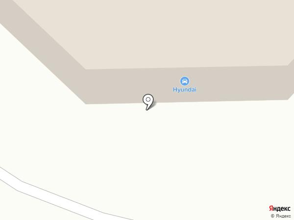 Автоцентр Кемерово на карте Кемерово