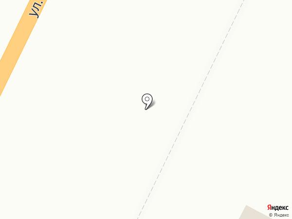 Рубин на карте Кемерово