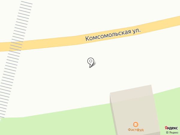 Площадка на карте Бачатского