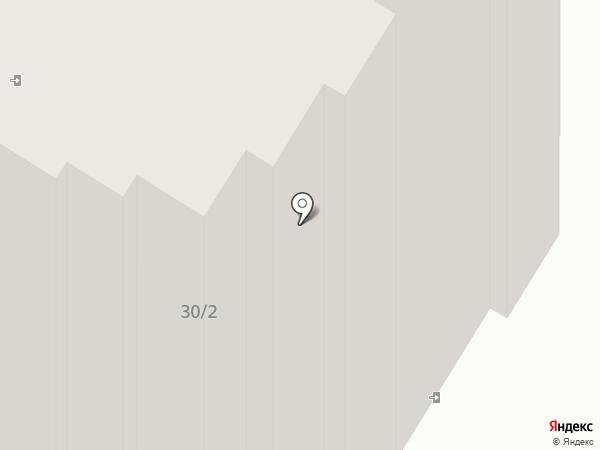 Мера на карте Кемерово