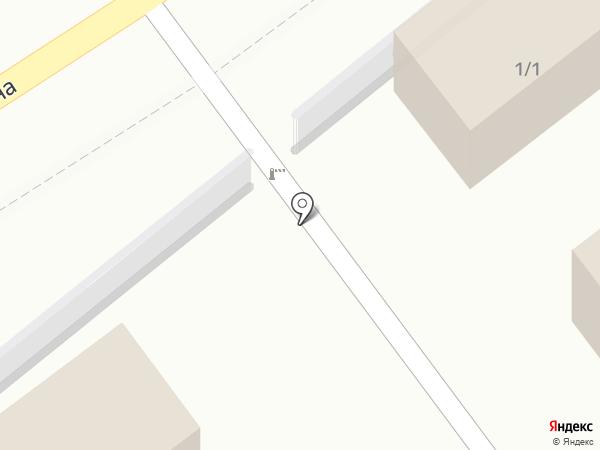 Магазин фастфудной продукции на карте Кемерово