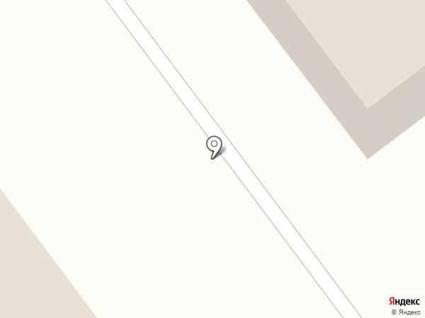 Магазин хозяйственных товаров на карте Кемерово