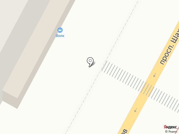 Центр распродажи мебели на карте Кемерово