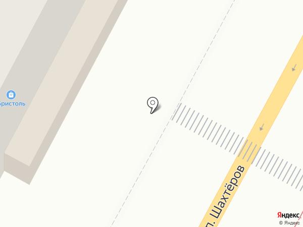 АВТОКОМ на карте Кемерово