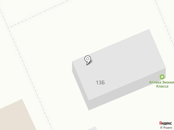 Элифант на карте Бачатского