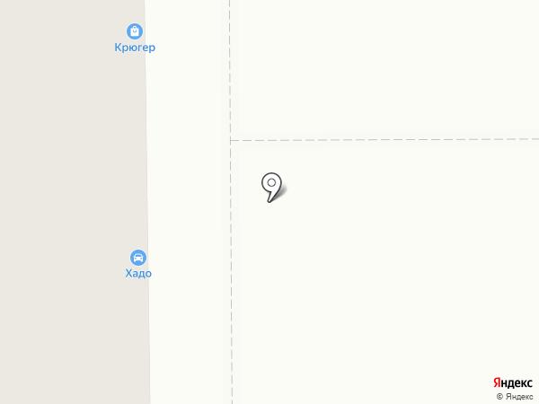 Ирбис на карте Кемерово