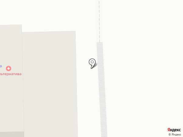 Бочка на карте Кемерово