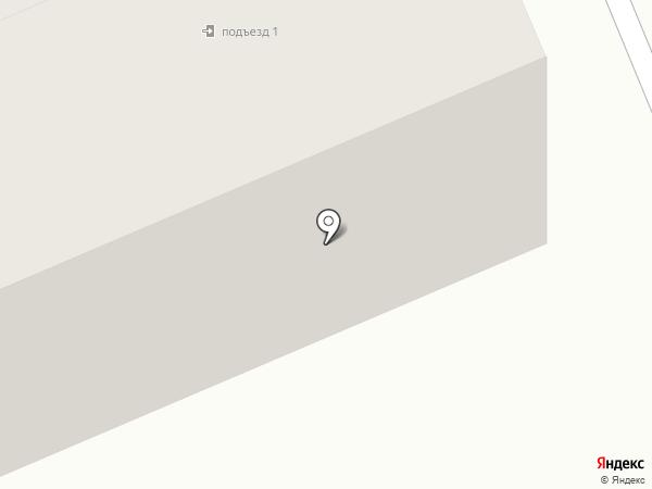 Эдельвейс на карте Бачатского