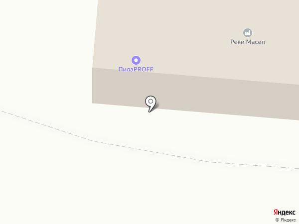 Заречье на карте Кемерово