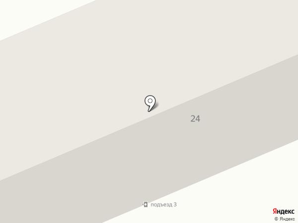Магазин зоотоваров на Мартовской на карте Бачатского
