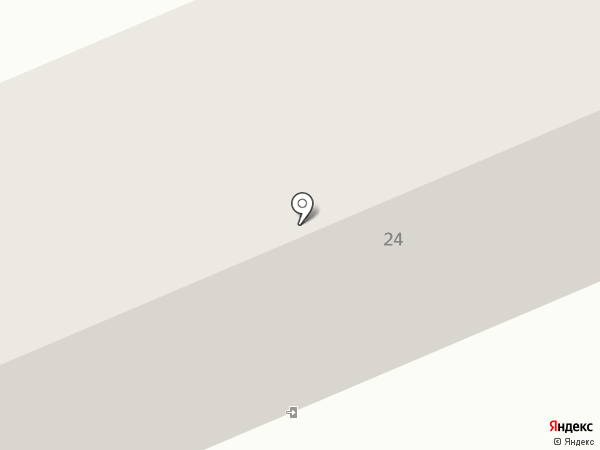 Чибис на карте Бачатского